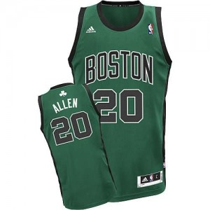 Canotte Allen,Boston Celtics Verde2