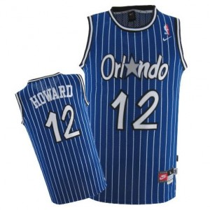 Canotte Howard,Orlando Magic 12 Blu