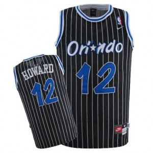 Canotte Howard,Orlando Magic 12 Nero