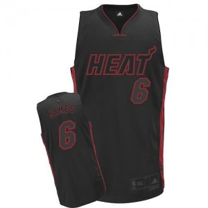 Canotte James,Miami Heats Nero2