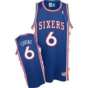 Canotte Erving,Philadelphia 76ers Blu2