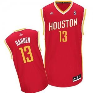 Canotte Rivoluzione 30 retro Harden,Houston Rockets Rosso