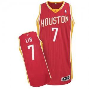 Canotte Rivoluzione 30 retro Lin,Houston Rockets Rosso