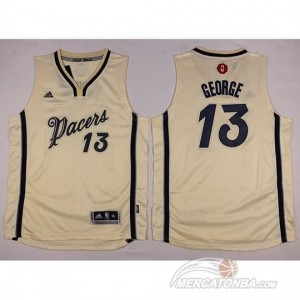 Canotte Bambini Pacers George,Houston Rockets Bianco