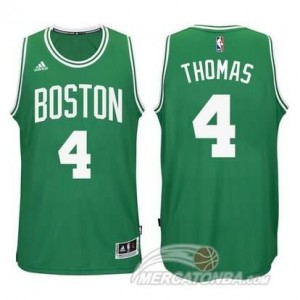 Canotte Thomas Christmas,Boston Celtics Verde