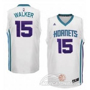 Canotte Charlotte Walker,New Orleans Hornets Bianco