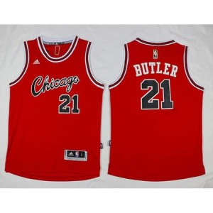 Canotte Retro Butler,Chicago Bulls Rosso