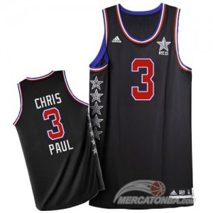 Canotte NBA Chris,All Star 2015 Nero
