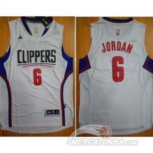 Canotte Clippers,Los Angeles Clippers Bianco