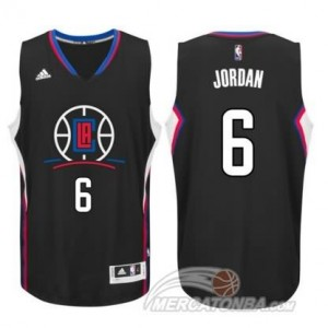 Canotte Jordan,Los Angeles Clippers Nero