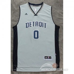Canotte Drummond,Detroit Pistons Grigio