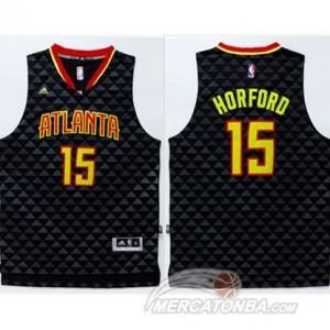 Canotte Horford,Atlanta Hawks Nero