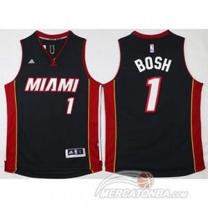 Canotte Bosh,Miami Heats Nero