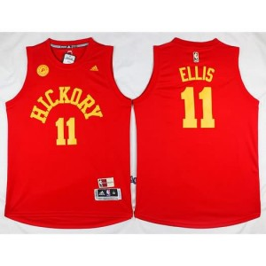 Canotte Hickory Ellis,Indiana Pacers Rosso