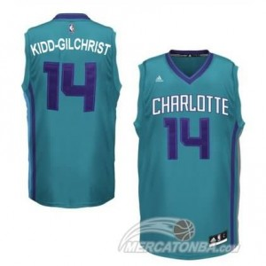 Canotte Kidd-Gilchrist,New Orleans Hornets Verde