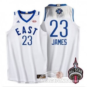 Canotte NBA James,All Star 2016