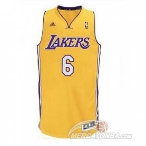 Canotte Clarkson,Los Angeles Lakers Giallo