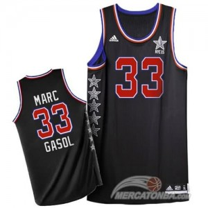 Canotte NBA Marc,All Star 2015 Nero