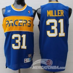 Canotte Miller,Indiana Pacers 85-90 Bianco