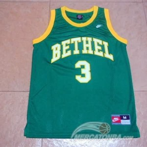 Canotte NCAA Bethel Iverson Verde