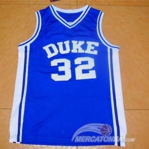 Canotte NCAA Duke Laettner Blu