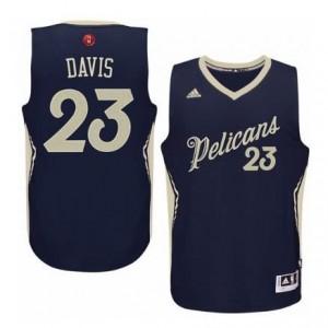 Canotte Davis Christmas,New Orleans Pelicans Blauw