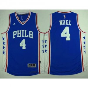 Canotte Phila Noel,Philadelphia 76ers Blu