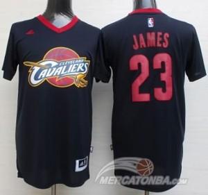 Canotte T-shirt James Blu