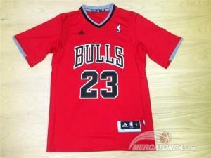 Canotte T-shirt Jordan Rosso