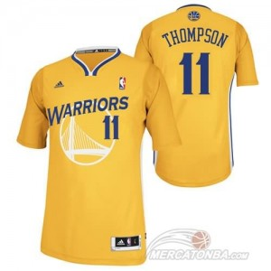 Canotte T-shirt Thompson Giallo