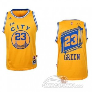 Canotte Green,Golden State Warriors Grigio