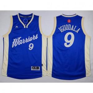 Canotte Iguodala Christmas,Golden State Warriors Blauw