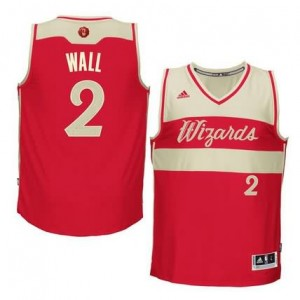 Canotte Wall Christmas,Washington Wizards Rosso