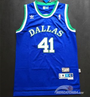 Canotte Retro Nowitzki,Dallas Mavericks