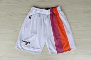 Pantaloni ABA Miami Heats Bianco