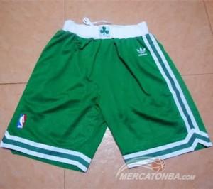 Pantaloni Boston Celtics Verde