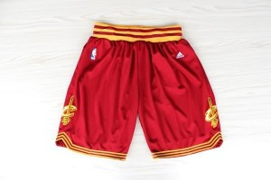 Pantaloni Cleveland Cavaliers Rosso