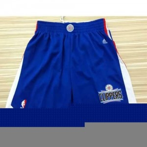 Pantaloni Los Angeles Clippers Blu 2016