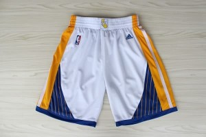Pantaloni Golden State Warriors Bianco