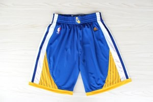 Pantaloni Golden State Warriors Blu