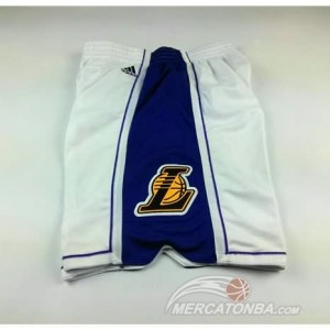 Pantaloni Los Angeles Lakers Christmas Bianco