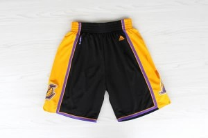 Pantaloni Los Angeles Lakers Nero