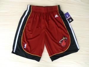 Pantaloni Miami Heats Rosso