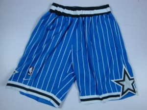 Pantaloni retro Orlando Magic Blu