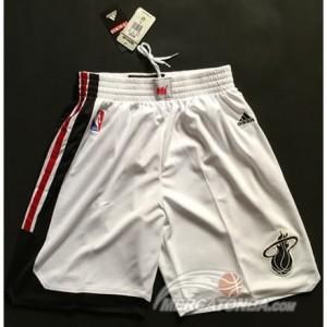 Pantaloni Miami Heats Bianco